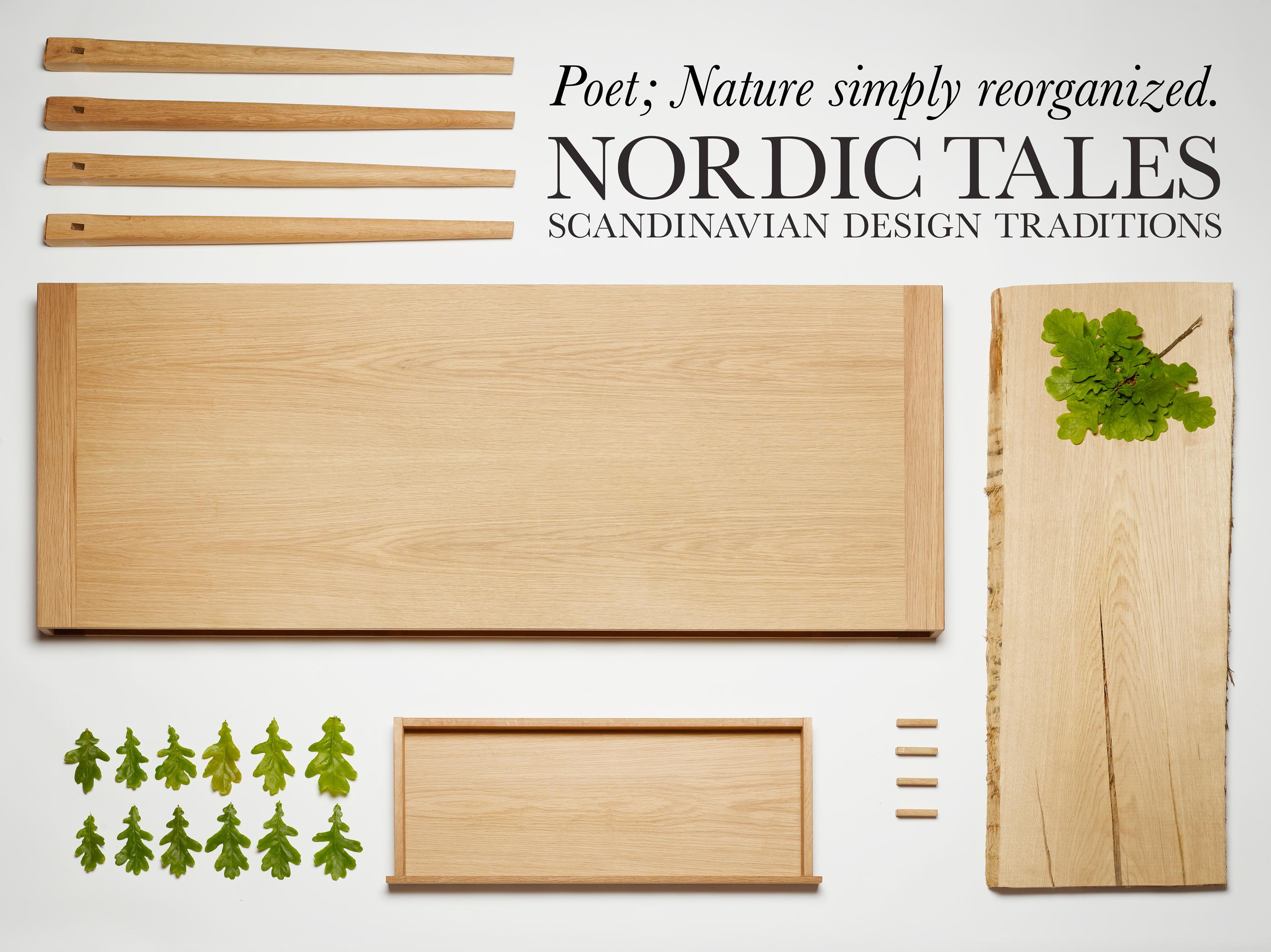Poet Desk - Nordic Tales