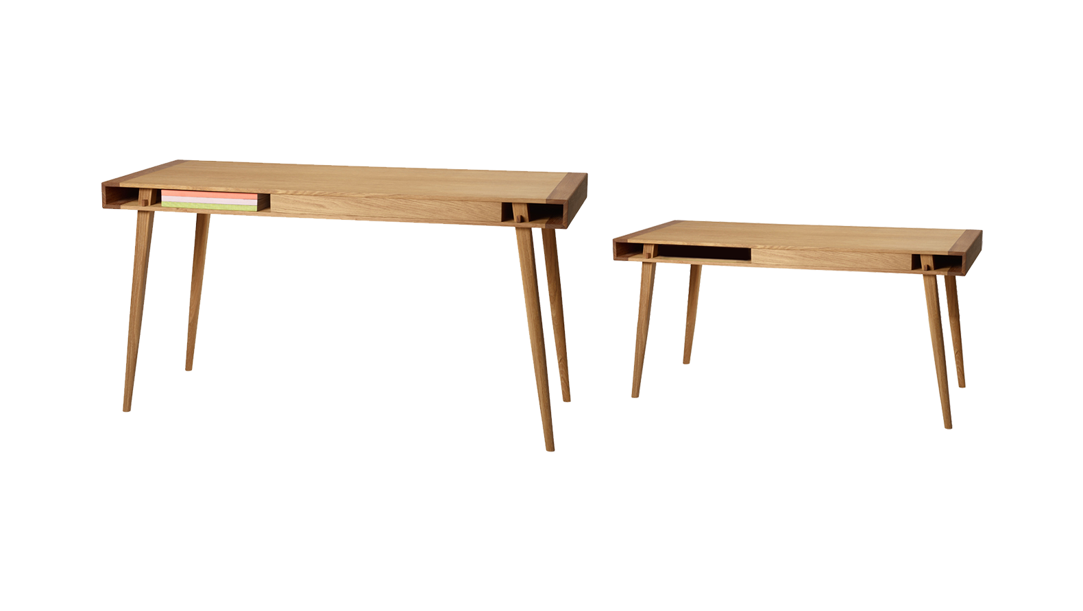 Danish Design Furniture: Poet Table produced by Nordic Tales, designed by Martin D. Christensen