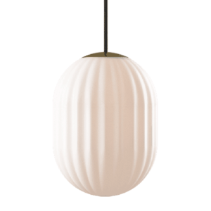 Bright Modeco Glass Pendant lamp
